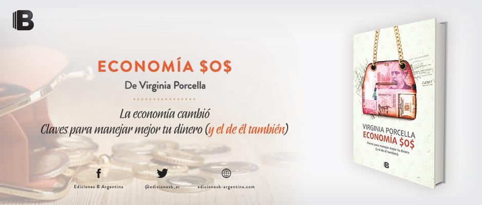 Publicidad de libro Economia SOS
